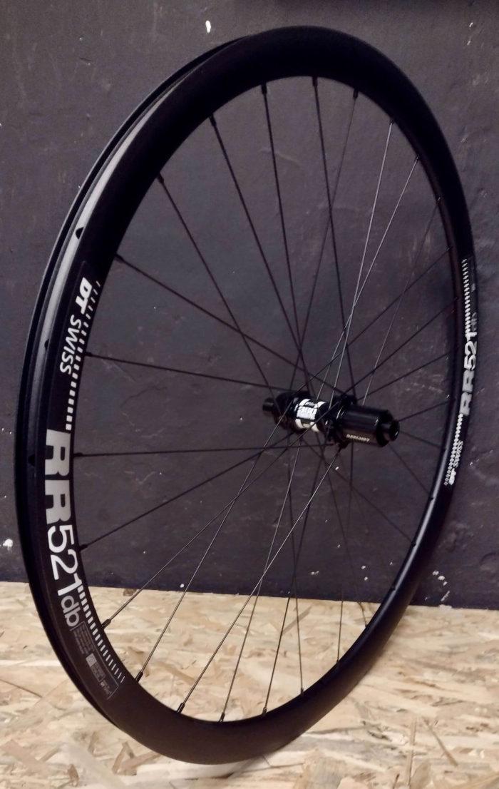DT Swiss RR521 DT Swiss 350 StraightPull Pillar Rear Wheel Road Endurance 28 spoke Custom Endurance Bike Wheels