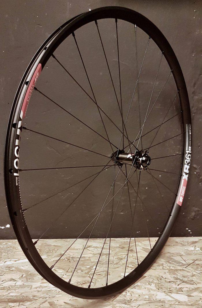 DT Swiss XR 361 Novatec D411/D412 Pillar Przednie aluminiowe koło MTB XC 29 cali / 700C - lekkie koło do roweru MTB i XC