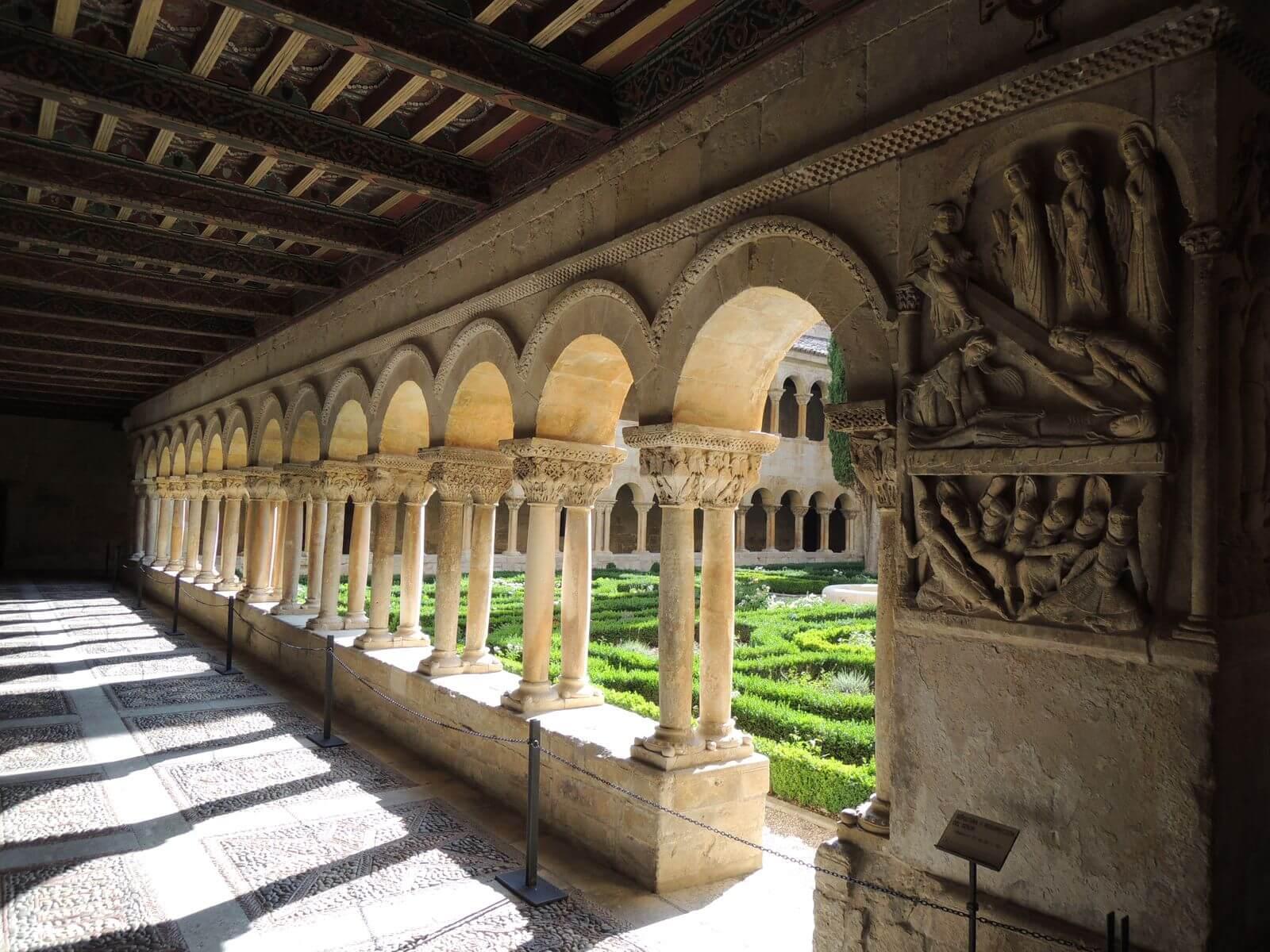 Vuelta a España 2021 Monasterio de Santo Domingo de Silos
